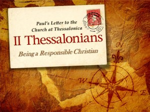 2 Thessalonians Responsible